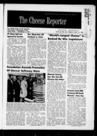 The Cheese Reporter, Vol. 86, No. 40, Friday, May 31, 1963