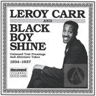 Leroy Carr & Black Boy Shine (1934-1937)