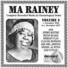 Ma Rainey Vol. 4 (1926-1927)