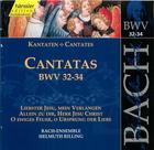 Bach: Cantatas, BWV 32-34