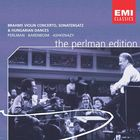 Brahms: Violin Concerto, Sonatensatz & Hungarian Dances