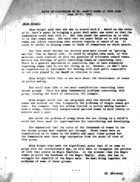 Notes on Discussion of Dr. Ware's Paper at Hyde Park, June 16-17, 1962