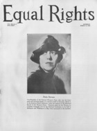 Doris Stevens Analyses Unequal Rights