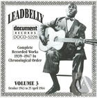 Leadbelly Vol. 3 1939-1947