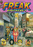 The Fabulous Furry Freak Brothers, no. 4