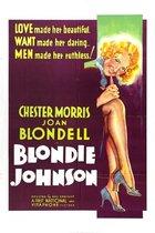 Blondie Johnson (1933): Shooting script