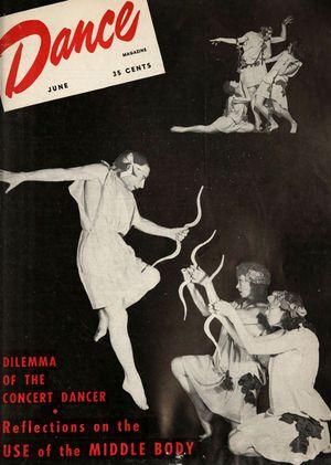 Dance Magazine, Vol. 22, no. 6, June, 1948