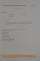 Memorandum from Donald Steinberg to Susan Rice re: Talking Points on Rwanda For Anthony Lake, June 18, 1994