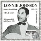 Lonnie Johnson Vol. 7 (1931-1932)