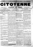 La Citoyenne, No. 164, novembre 1890