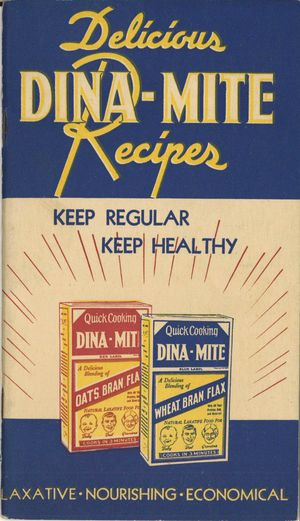 Delicious DINA-MITE Recipes