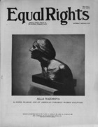 Equal Rights, Vol. 01, no. 07, March  31, 1923