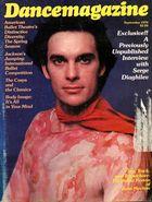 Dance Magazine, Vol. 53, no. 9, September, 1979