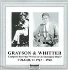 Grayson & Whitter Vol. 1 (1927-1928)