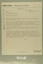 Telegram from Edward B. Lawson in Tel Aviv to Secretary of State, September 19, 1956