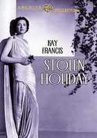 Stolen Holiday (1937): Shooting script