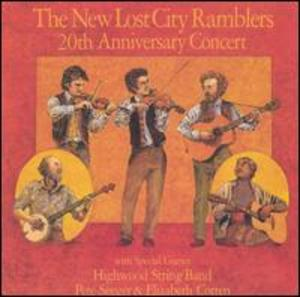 20th Anniversary Concert: Live at Carnegie Hall- The New Lost City Ramblers