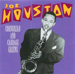 Joe Houston: Cornbread and Cabbage Greens