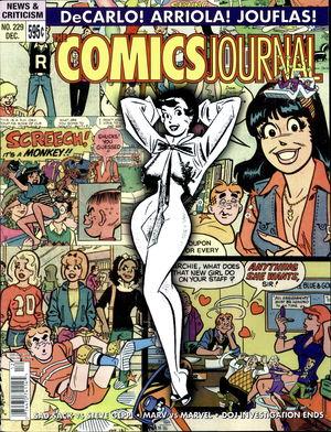 The Comics Journal, no. 229