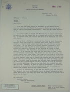 Letter from Robert C. Strong (U.S. Ambassador to Iraq) to Armin H. Meyer, re: Iraq-Iran relations, January 5, 1966