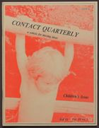 Contact Quarterly, Vol. 9, No. 1, Fall 1983, The Children's Issue #1