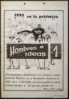 1952 en la polémica / Comité de Redacción, Grupo Frente. (b2966082)