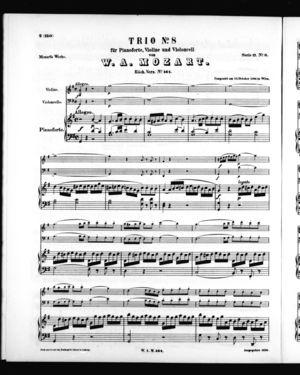Trio No. 8