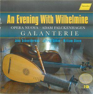 An Evening With Wilhelmine, CD 2