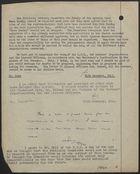 Memos to Mr. Knee, A.R. Manktelow, and Sir William Gavin re: Farm Sunday, December 1943 - February 1944