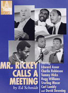 Mr. Rickey Calls a Meeting