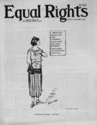 Equal Rights, Vol. 01, no. 31, September 15, 1923