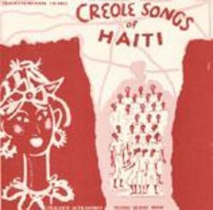 Creole Songs of Haiti
