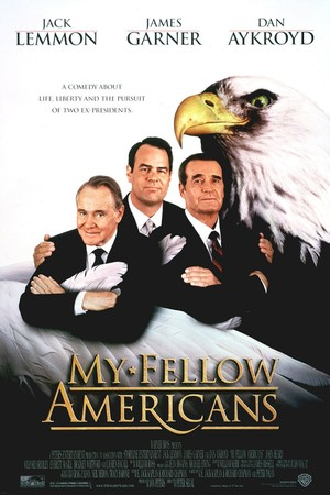 My Fellow Americans (1996): Shooting script