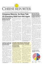 Cheese Reporter, Vol. 138, No. 12, Friday, September 13, 2013