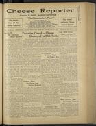 Cheese Reporter, Vol. 57, no. 25, February 27, 1933