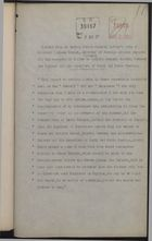 Extract of Note from Acting Consul General Rowley to Pauleus Sannon re: Carrying of Exiles on British Sailing Vessels Trading in West Indies, 1907