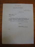 Stanley Milgram to Reuben H. Donnelley Corp., October 26, 1966