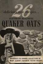 26 delicious new recipes.. FEATURING HEALTHFUL QUAKER OATS
