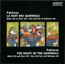 La nuit des qawwals album art