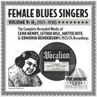 Female Blues Singers Vol. 9 H (1923-1930)