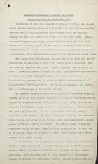 Appendix to Chancellor's Press Statement on Potatoes, December 4, 1947