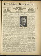 Cheese Reporter, Vol. 59, no. 48, Saturday, August 3, 1935