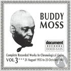 Buddy Moss: Complete Recorded Works In Chronological Order, Vol. 3
