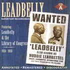 Leadbelly: Important Recordings 1934-1949 - Disc A