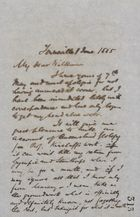 Letter from Robert Logan Jack to Charles Smith Wilkinson, June 1, 1885