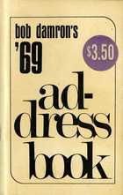 Bob Damron's Address Book 1969 (Fifth edition)