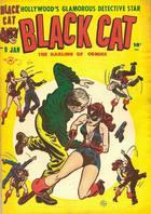 Black Cat Comics, Vol. 1 no. 9