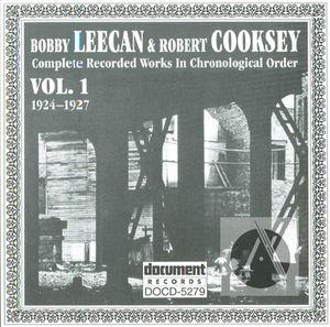 Leecan & Cooksey Vol. 1 1924-1927