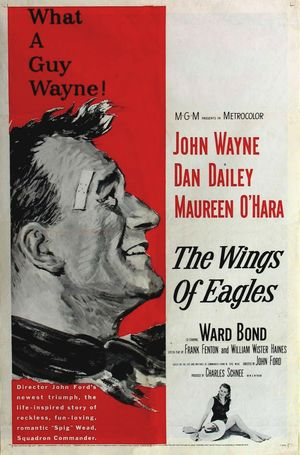 The Wings of Eagles (1957): Shooting script