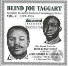 Blind Joe Taggart Vol. 2 (1929-1934)